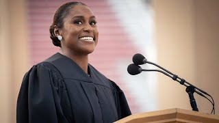 2021 Stanford Commencement Address By Issa Rae