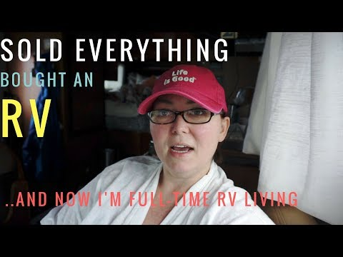 Sold House, Bought RV, Capitol State Park in Washington | Solo Woman RVer