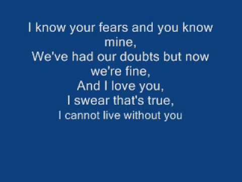 James Blunt - Goodbye My Lover lyrics