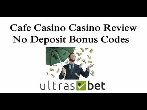 Cafe Casino Review No Deposit Bonus Codes 2019 Youtube