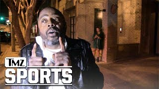 Donnell Rawlings Gives A Hilarious Breakdown Of Rondo:CP3 Fight | TMZ Sports