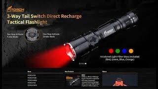 Оптимальные модели фонарей для охоты рыбалки туризма от FiTorch