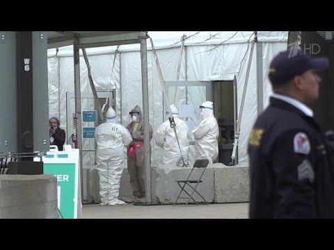В мире число заразившихся коронавирусом превысило 720 тысяч.