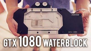 Phanteks Glacier GTX 1080 Waterblocks!