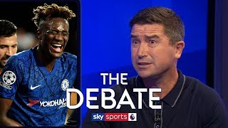 How big a loss will Tammy Abraham be for Chelsea? | The Debate | Townsend & Kewell