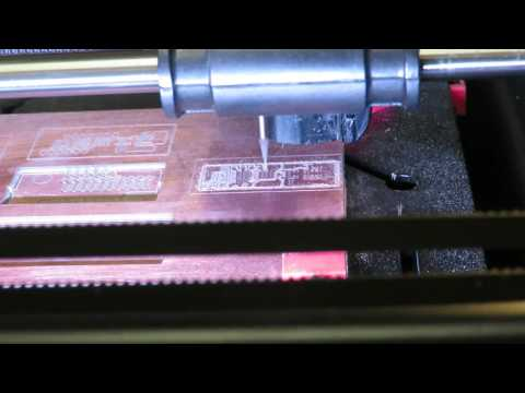 FABtotum #11: PCB milling and drilling
