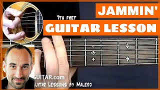 Jammin' Guitar Lesson - part 1 of 4