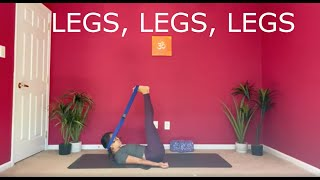Legs, legs, legs