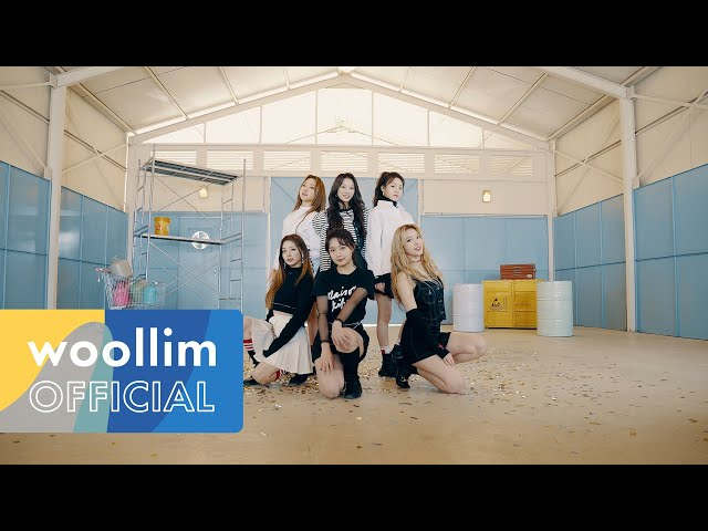 Rocket Punch(로켓펀치) 'THE THE' Special Choreography Video