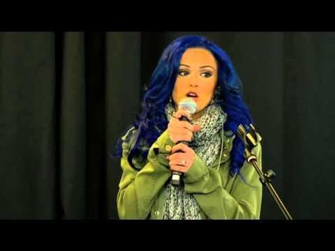 Cher Lloyd In Studio Interview Kiss 108