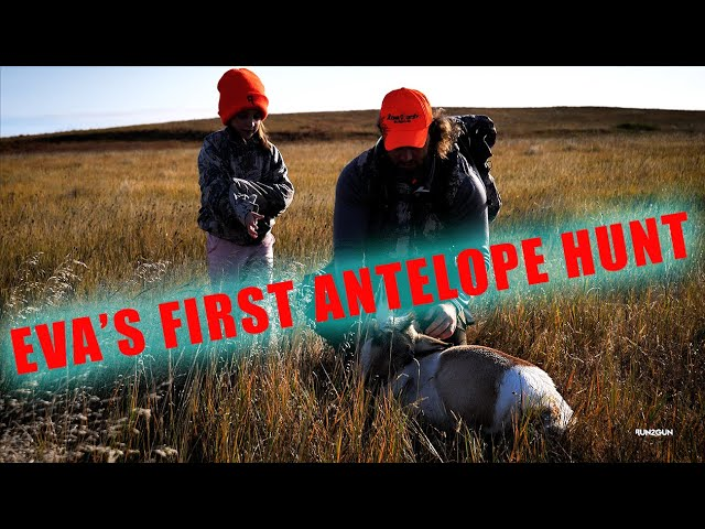 Eva's First Antelope Hunt-Run2Gun Season 8