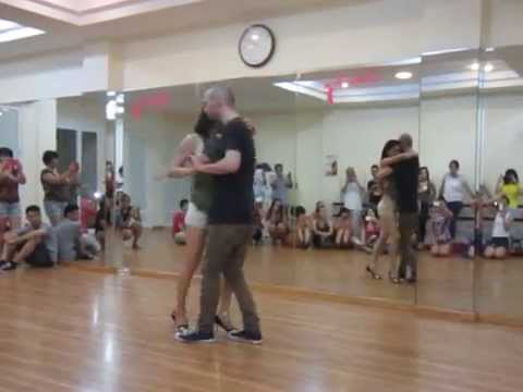 [HEARTZOUK DANCE STUDIO] - Demo of Azlan and Agnes in Hanoi