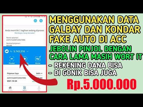 Download REKOMENDASI💥Pinjaman Online ilegal langsung cair Gonik manual Di acc | pinjol ilegal cair ke DANA