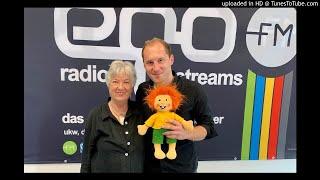 Barbara von Johnson (Zeichnerin des Pumuckl) bei Dominik Kollmann (egoFM) mp3