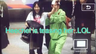 (120118) Taeyeon (SnSd) Arrived in KLIA,Malaysia