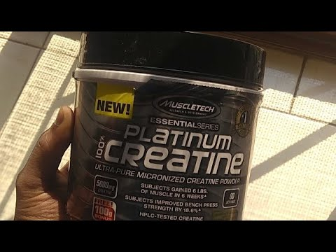 Creatine to Be Banned By FSSAI in India