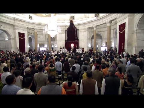 President Kovind presents Padma Awards at 2019 Civil Investiture Ceremony - II at Rashtrapati Bhavan