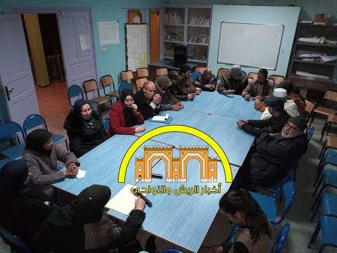 بالفيديو: المجتمع المدني بمدينة الريش يرفض الساعة الإضافية GMT+1  جملة وتفصيلا