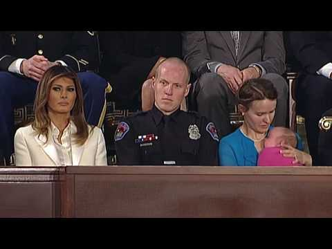 Officer Ryan Holets, State of the Union guest