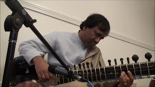 Sitar Maestro Ustad Shahid Parvez Khan - Raag Barwa