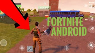 How to download Fortnite android beta version. With gameplay. Malayalam
