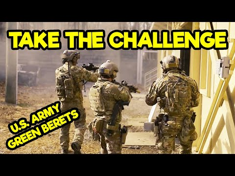 U.S. ARMY SPECIAL FORCES 2020
