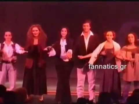 "Anna Vissi ""Ode To The Gods"" - One Act Opera by Stavros Sideras (1993) [Full Video - Digital Audio]"