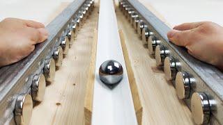Магнитные ускорители | Magnetic Games
