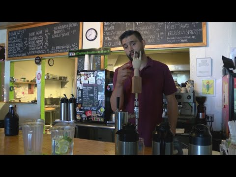 UFC welterweight Carlos Condit opens nitro coffee company
