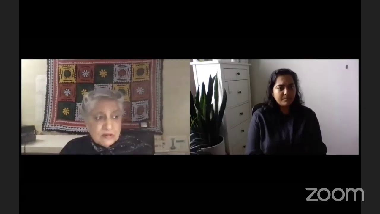 Columbia GSAPP Dean's Lecture Series: Yasmeen Lari