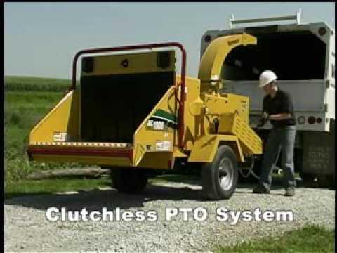 BC1000XL 49 HP (36 5 kW) Brush Chipper | Vermeer Tree Care Equipment