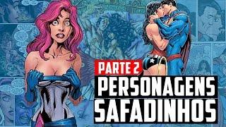 6 PERSONAGENS QUE USARAM SEUS PODERES PARA FINS SEXUAIS PARTE 2