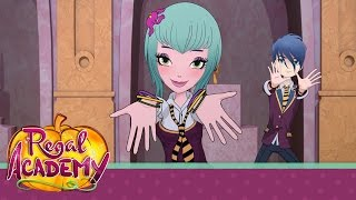 Regal Academy | Ep. 23 - Swan Dancing with the Stars (Clip)