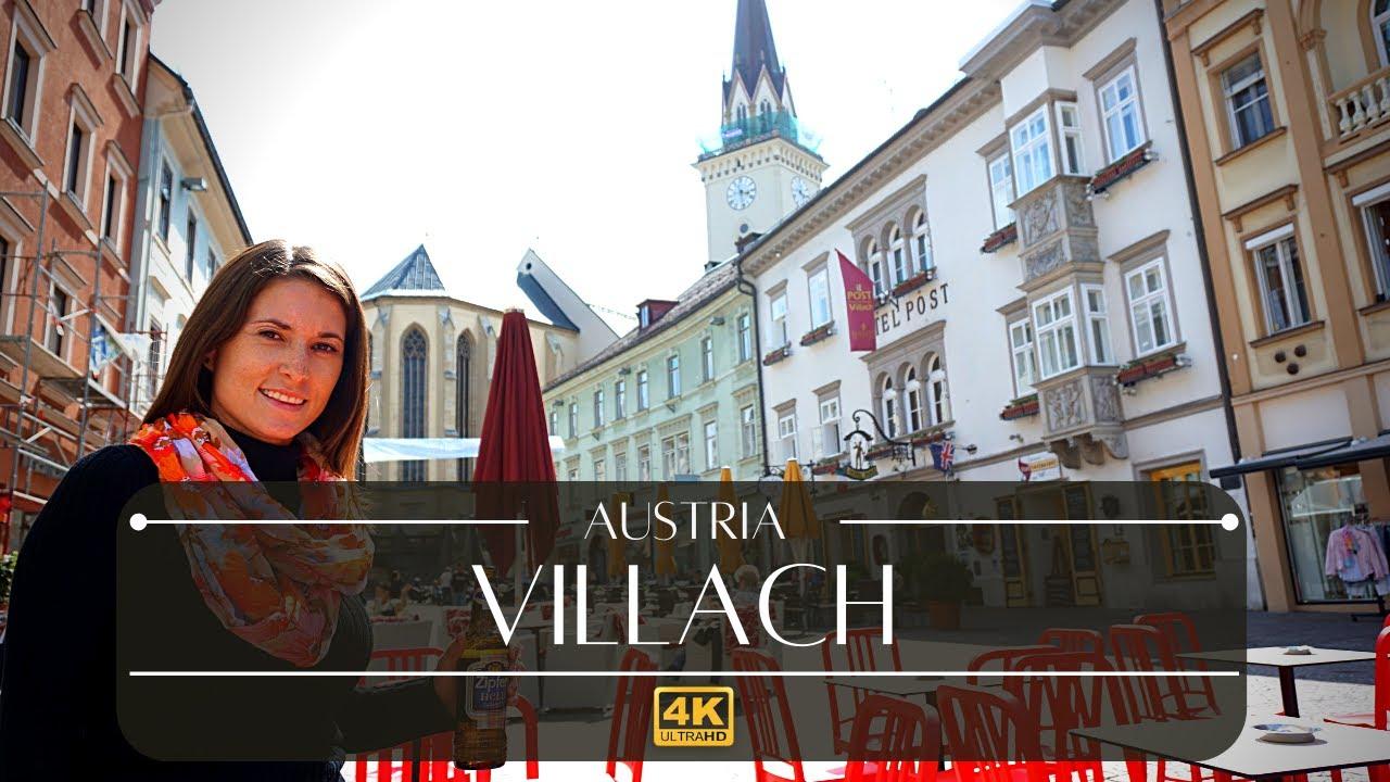 Villach Austria 4k #1