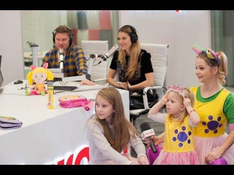 Pavel Bartos si familia in Dimineata Zurli, la Europa FM