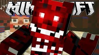 minecraft   five nightmares at freddy s fun run   custom map
