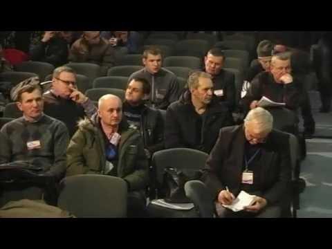 Конференция «РОСТ ЦЕРКВИ» (Вернер Кнессель, 2016) - 2