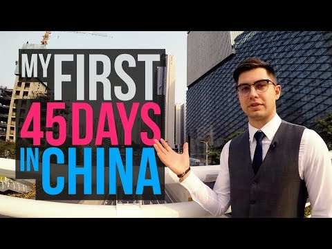 My First 45 Days In Guangzhou, China