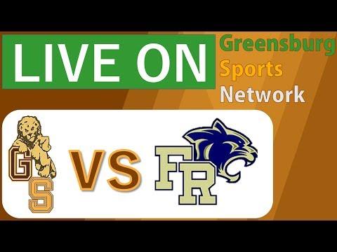 LIVE: Greensburg Salem VS Franklin Regional - 1/16/2018 - Boys Varsity Basketball