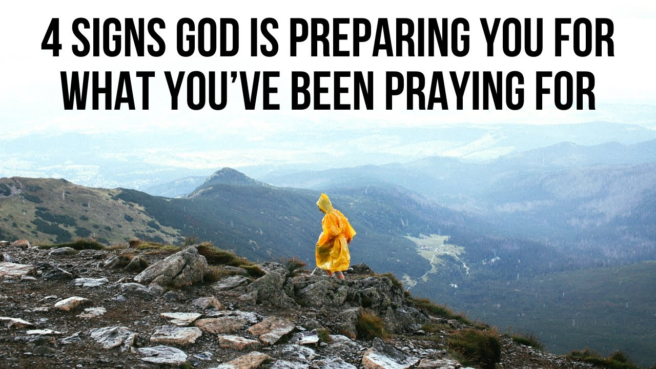 God Is Preparing You to Receive Your Request If . . .