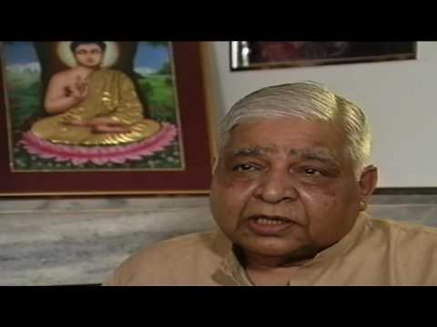 Life of the Buddha-An Interview with Acharya S. N. Goenka (Hindi)