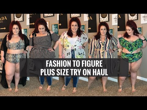 Plus Size Try On Haul - Fashion to Figure. http://bit.ly/2zwnQ1x