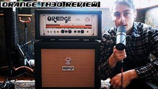 Orange TH30 Head Review
