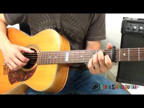 Philipp Dittberner & Marv - Wolke 4 Guitar lesson - Tutorial - Gitarrenlektion