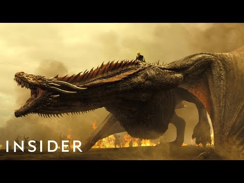 How Dragon Sound Effects Are Made | Movies Insider