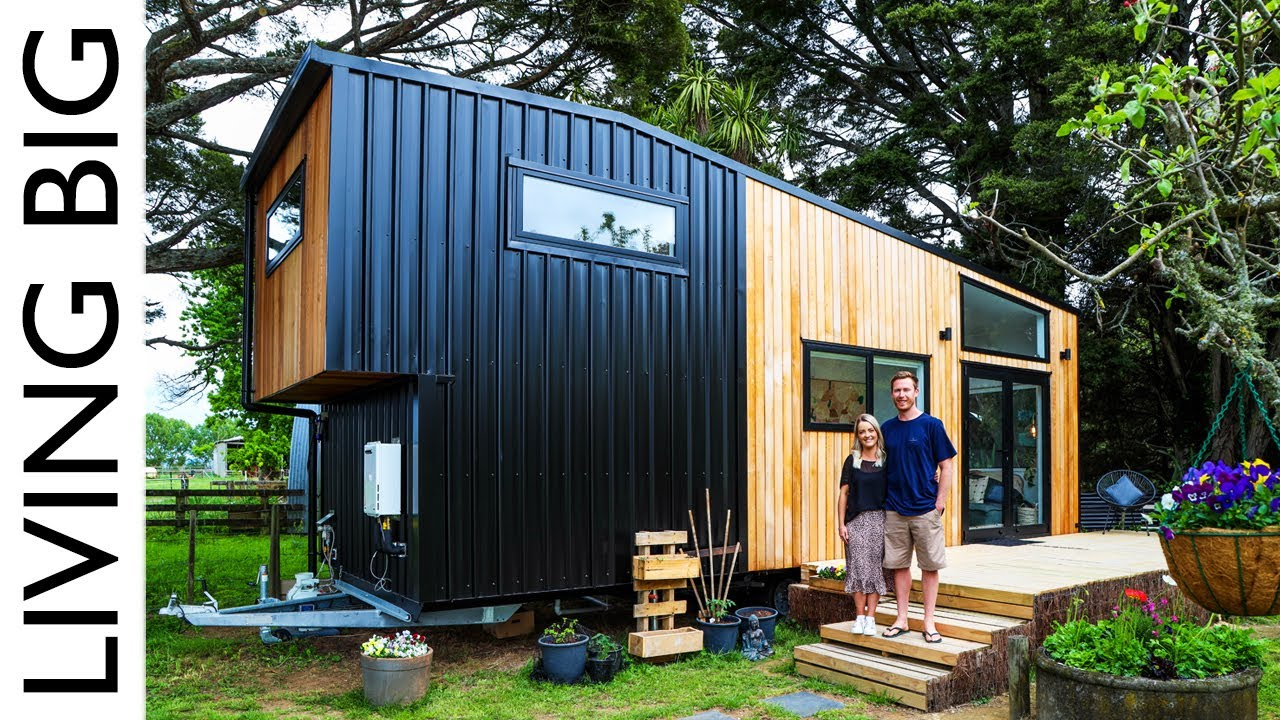 You Ve Never Seen A Tiny House Like This Before Youtube