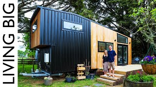 You've Never Seen A Tiny House Like This Before!