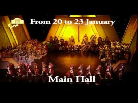 Opera Aida - Cairo Opera House