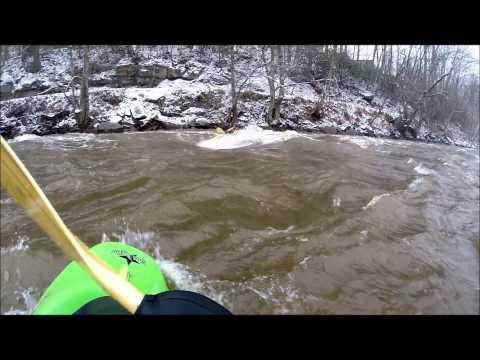Destination Surftown - Dry Fork Cheat River GoPro3+