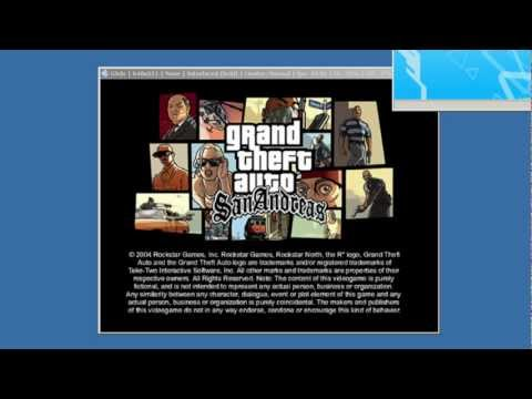 how to use codebreaker v10 on GTA san andreas | FunnyCat TV